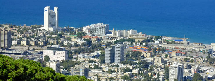 Hotels in Haifa Region
