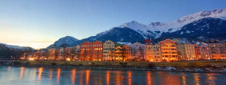 Hoteles en Innsbruck
