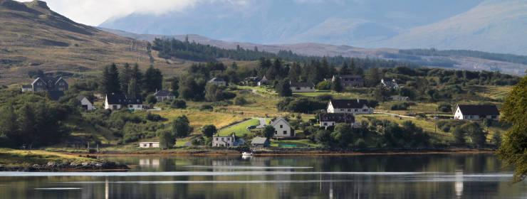 Hoteles en Isla de Skye