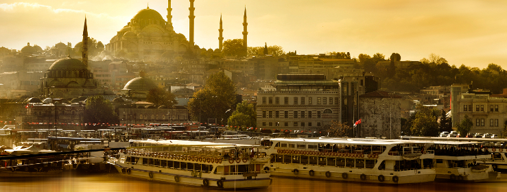 Hotels in Istanbul