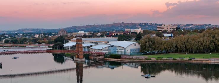 Hoteles en Gauteng-Johannesburgo
