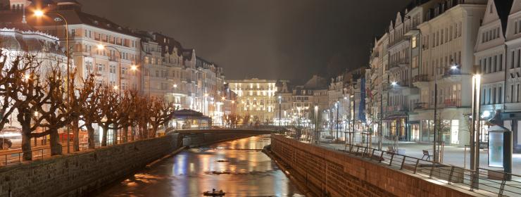 Hoteles en Karlovy Vary