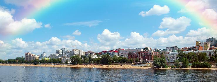 Hoteles en Samara