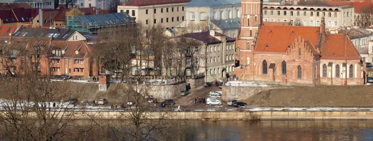 Hoteles en Kaunas