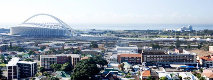 Hôtels - Kwa Zulu Natal - Durban