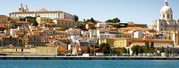 Hotels in Lisbon - Costa de Estoril