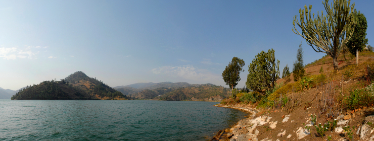 Hotels in Lake Kivu