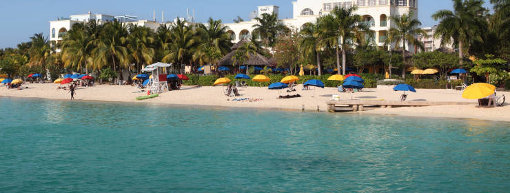 Hotels in Montego Bay and vicinity