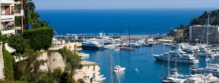 Hoteles en Monaco