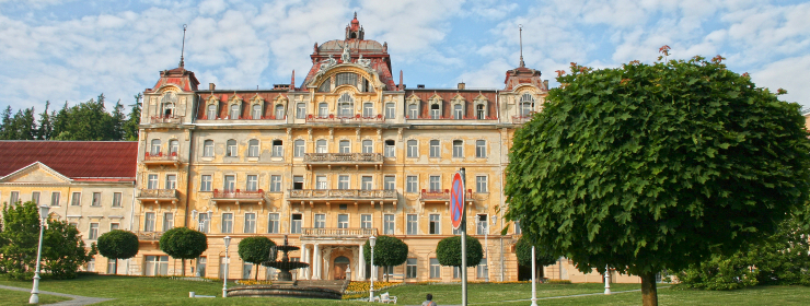 Hotels in Marianske Lazne