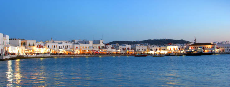 Hotels in Mykonos