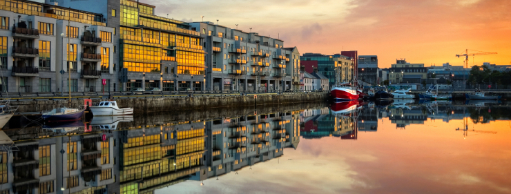 Hoteles en Irlanda Oeste
