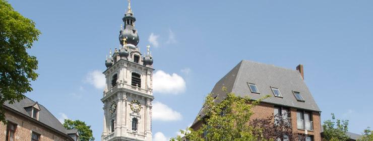 Hoteles en Mons