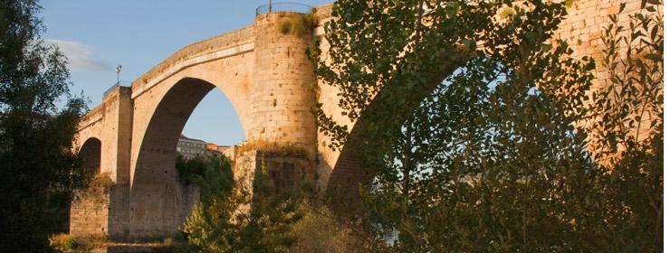 Hoteles en Ourense