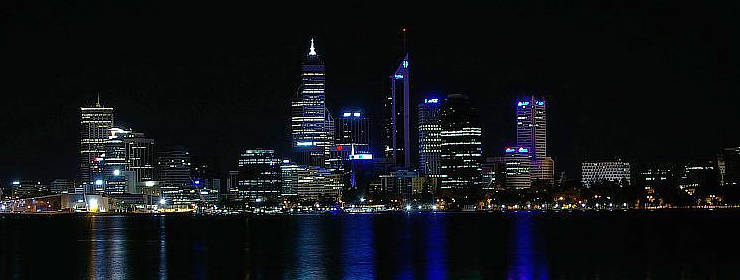 Hotels in Perth and South Western Australia
