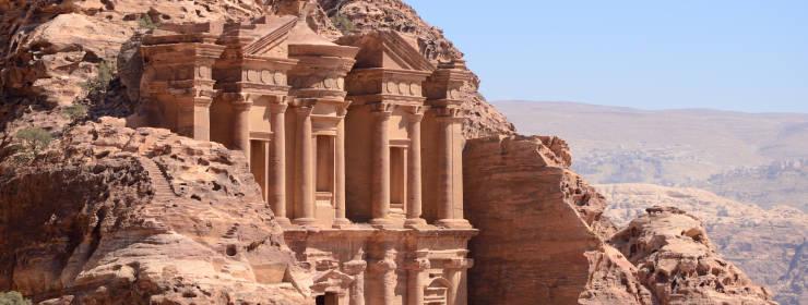 Hoteles en Petra