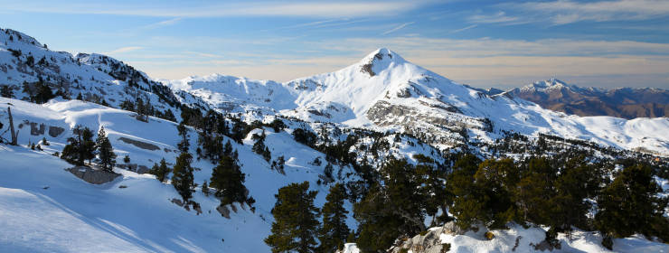 Hoteles en Pirineos