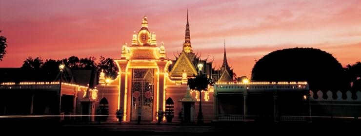 Hoteles en Phom Phen - Central