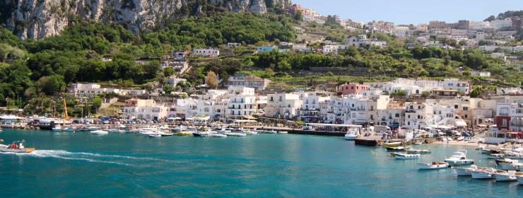 Hotels - Capri