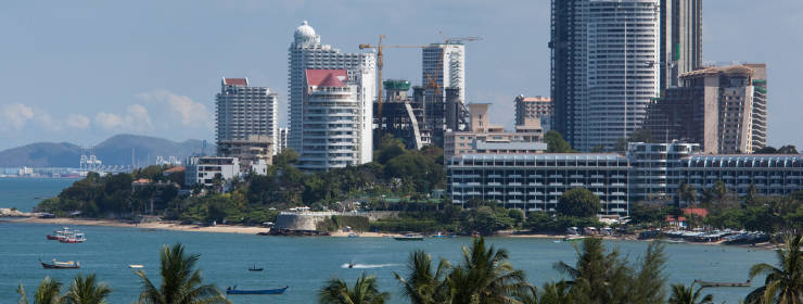 Hotels in Pattaya - Chonburi