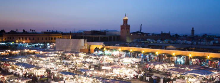 Hotels in Marrakesch