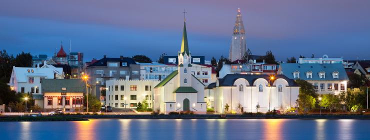 Hoteles en Reykjavik