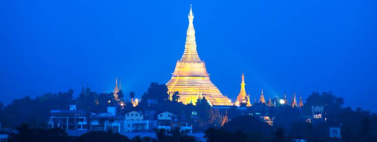Hoteles en Yangon - Sur
