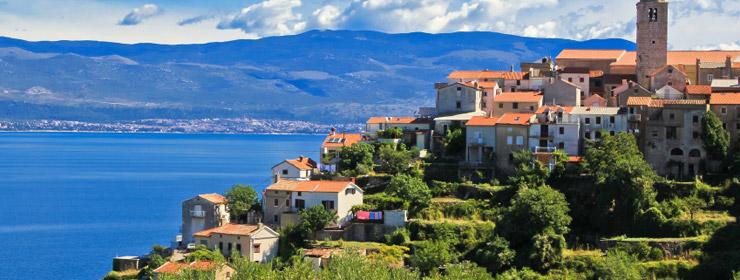 Hoteles en Kvarner Bay
