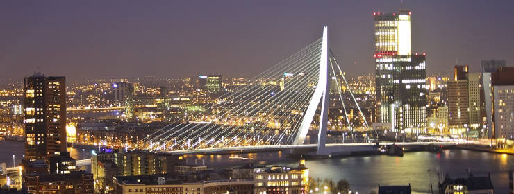 Hôtels - Rotterdam