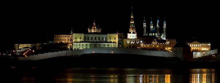 Отели в Казань