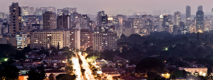 Hoteles en Sao Paulo