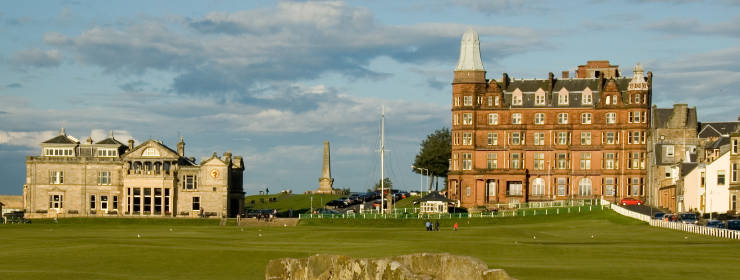 Hotels in Saint Andrews-Dundee and Kingdom of Fife