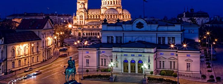 Hôtels - Sofia