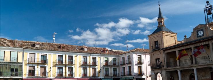 Hoteles en Soria