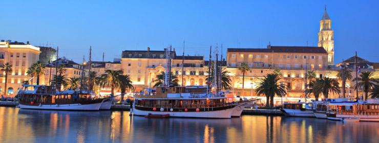 Hoteles en Split - Medio Dalmacia