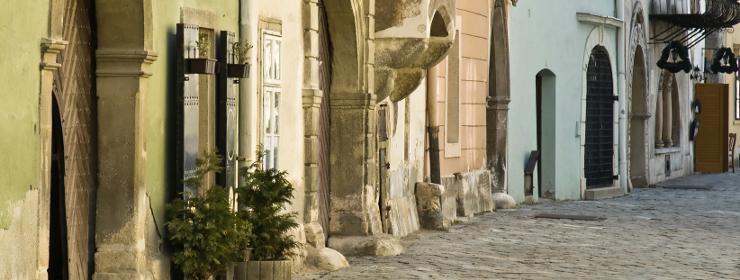 Hoteles en Sopron