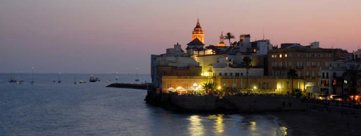 Hoteles en Sitges - Costa del Garraf