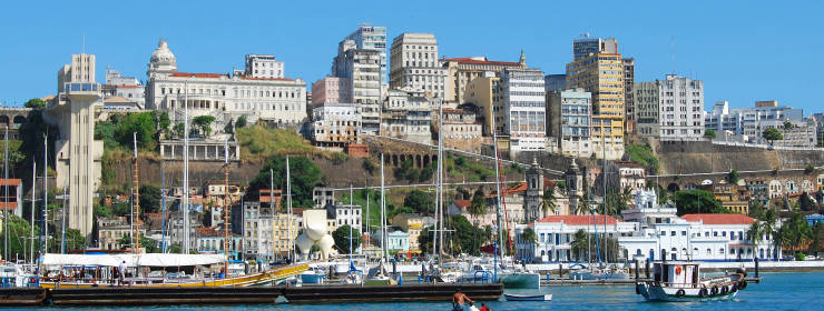 Hoteles en Salvador da Bahia - Costa do Sauipe