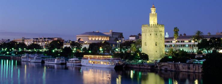 Hotels in Seville