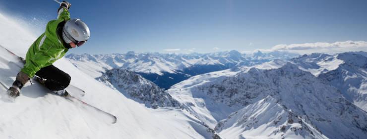 Hoteles en Alpes Suizos