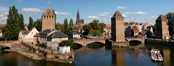 Hôtels - Strasbourg