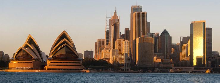 酒店位于 悉尼-新威尔士州