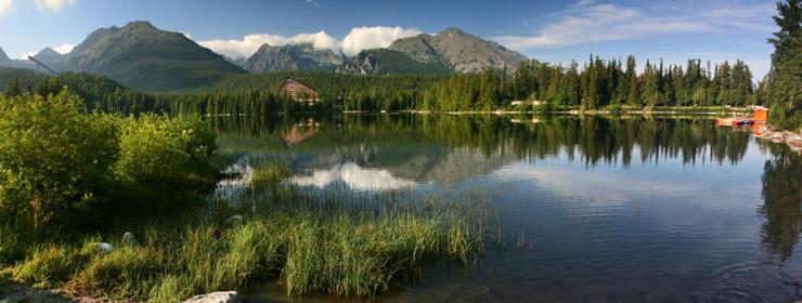 Hoteles en Tatras