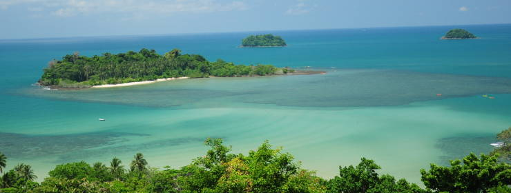 Hotels in Ko Chang and Trat