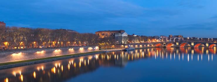 Hôtels - Toulouse