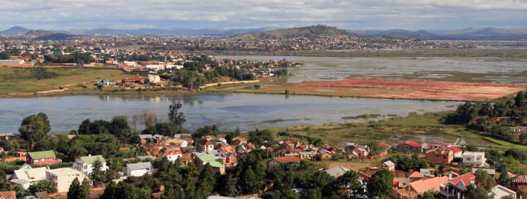 Hotels in Antananarivo