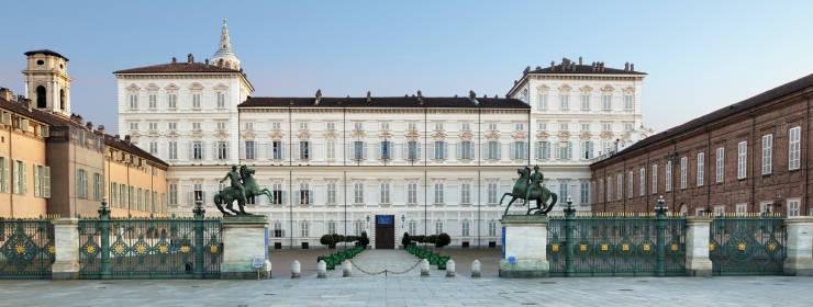 Hoteles en Turín