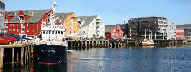 Hoteller i Tromsø