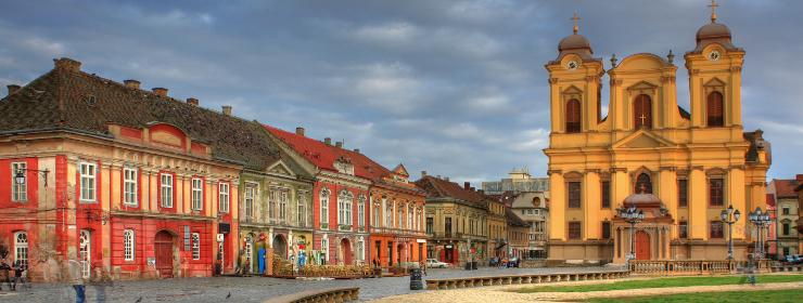 Hoteles en Timisoara