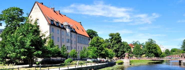 Hoteles en Uppsala